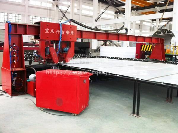 2M5305型平板对接焊缝打磨机