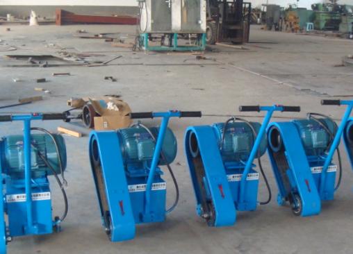 2M5306型推车式砂带焊缝打磨机