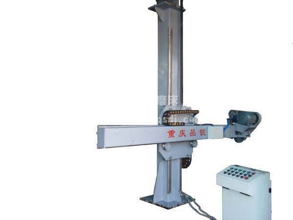 2M51160型砂带环焊缝打磨机
